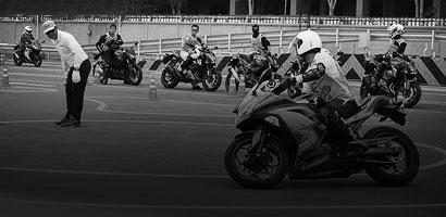 Kawasaki Good Riders School