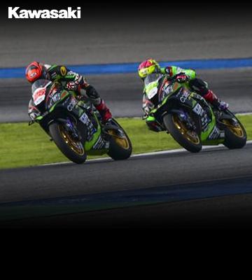 Kawasaki เฮลั่น!!! ติ๊งโน๊ต-ซีเค กวาดโพเดี้ยม BRIC สนาม3