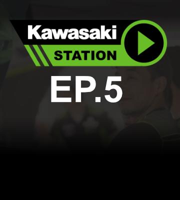"""""""เรื่องราวของเจ้า Ninja ZX-25R ผ่านมุมมองของอดีตนักแข่งแชมป์ระดับเอเชีย"""" By Kawasaki Station EP5"""