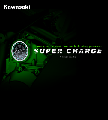 SUPERCHARGE คืออะไร?!! By KawasakiTechnology