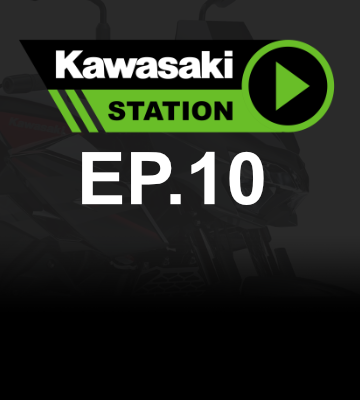 """LIGHTWEIGHT 400cc SUPERNAKED"" By Kawasaki Station   EP10"