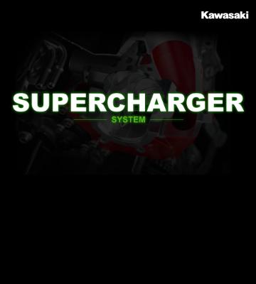 """การทำงานของระบบ """"SUPERCHARGER System"""" By KawasakiTechnology"""