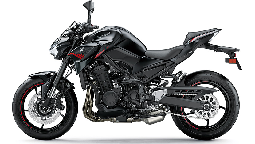 Z900 (2020) : Metallic Spark Black / Metallic Flat Spark Black