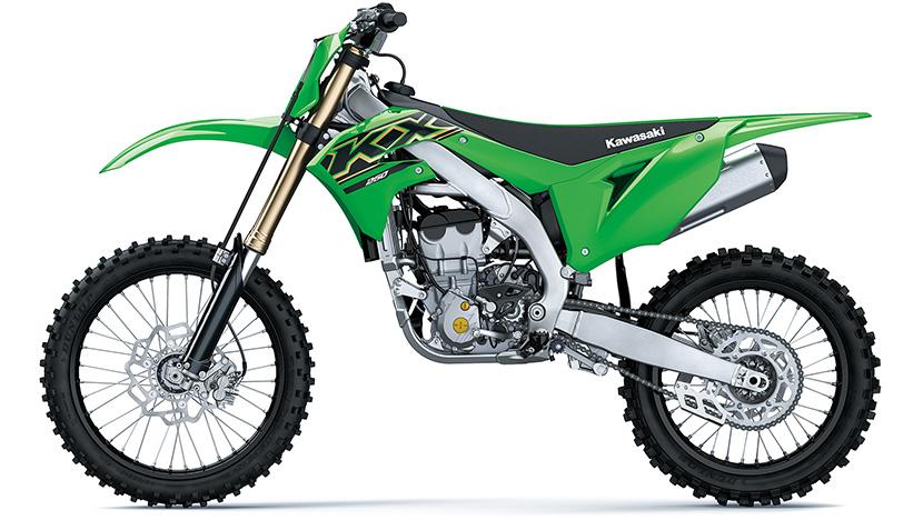 KX 250 : Lime Green (2021)