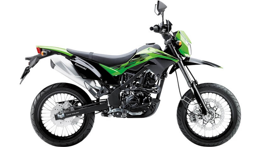 D-TRACKER 150 : LIME GREEN