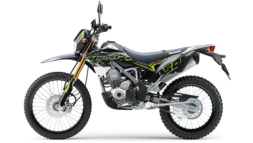 KLX 150BF : Black