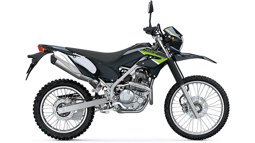 KLX230 / KLX230 (ABS SE) : Black (2022)