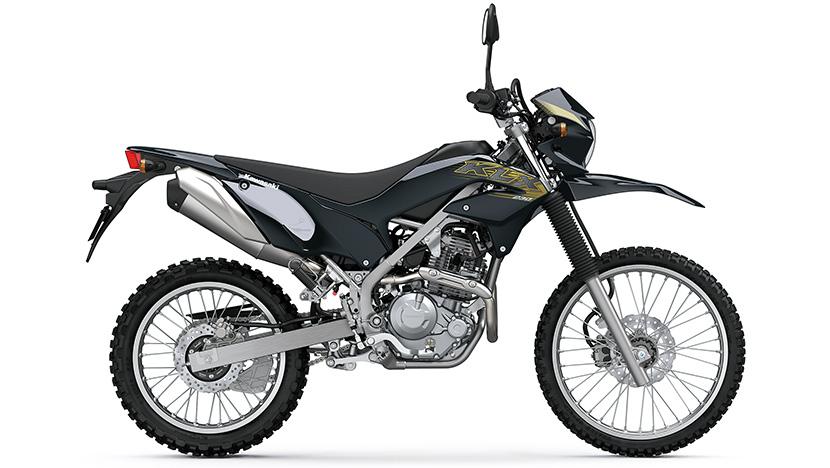 KLX230 / KLX230 (ABS SE) : Ebony