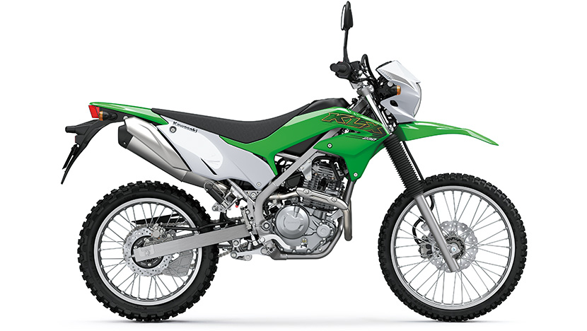 KLX230 / KLX230 (ABS SE) : Lime Green