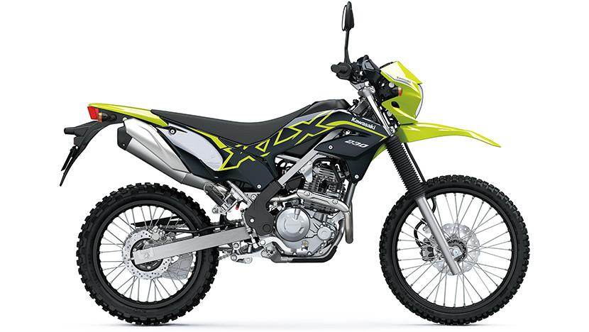 KLX230 / KLX230 (ABS SE) : Green (ABS SE) (2022)