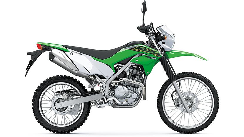 KLX230 / KLX230 (ABS SE) : Lime Green (2021)