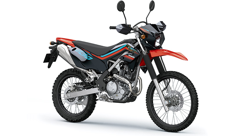 KLX230 / KLX230 (ABS SE) : Firecracker Red (ABS SE)