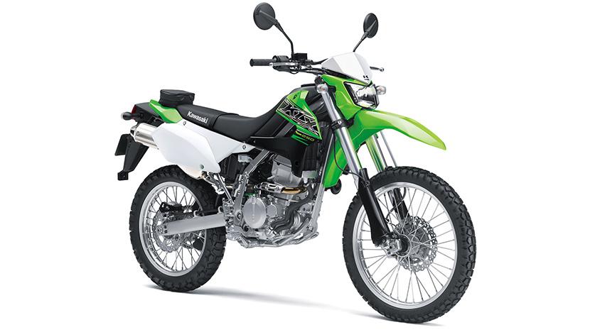KLX 250 : Lime Green