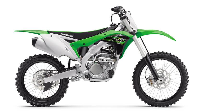 KX 250 : Lime Green