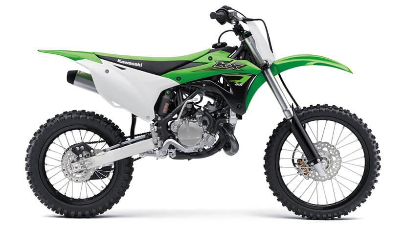 KX 85 : Lime Green