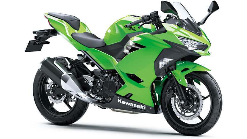 Ninja 250 : Lime Green