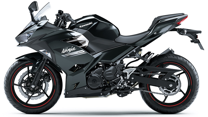 Ninja 400 : Black - 2020