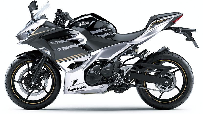 Ninja 400 : Silver