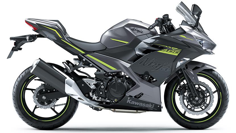 Ninja 400 HG : Gray - 2020 (HG)
