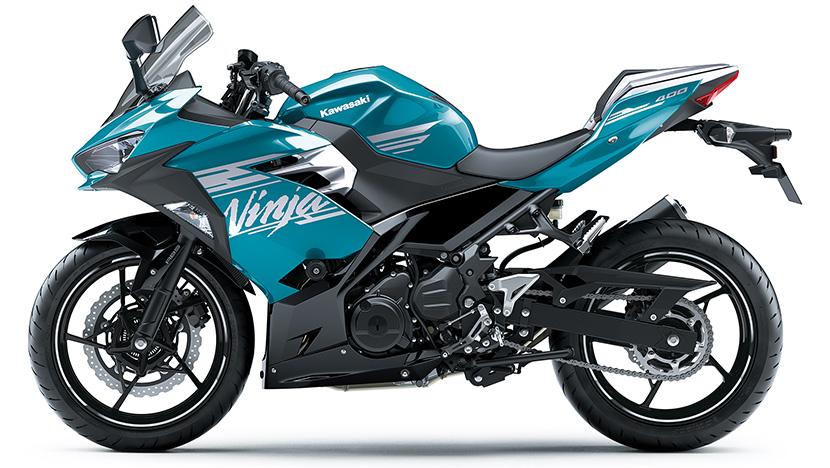 Ninja 400 SE : blue - 2020 (SE)