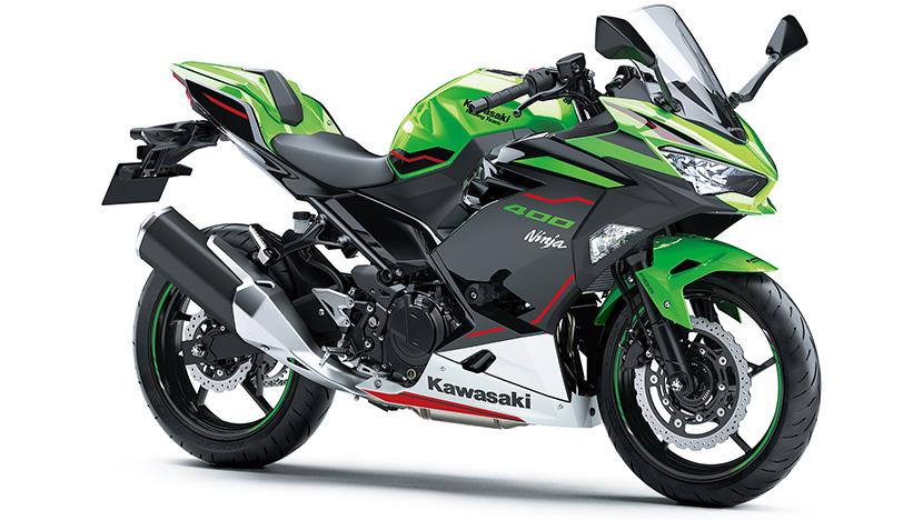 Ninja 400 SE : Green - 2020 (SE)