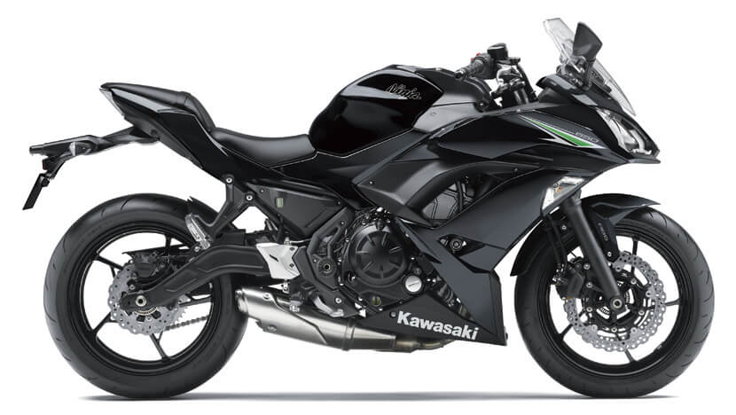 Ninja 650 New (KRT Edition) : METALLIC SPARK BLACK
