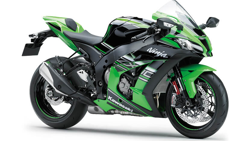 Ninja ZX-10R : LIME GREEN (KRT EDITION)