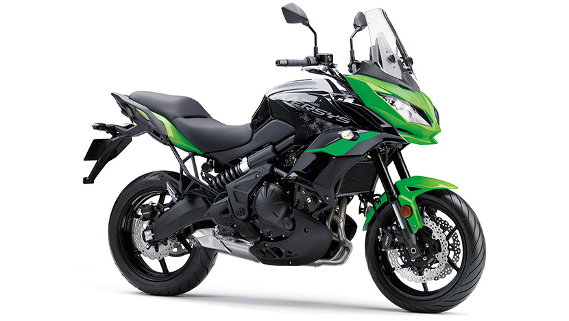 Versys 650 : Green
