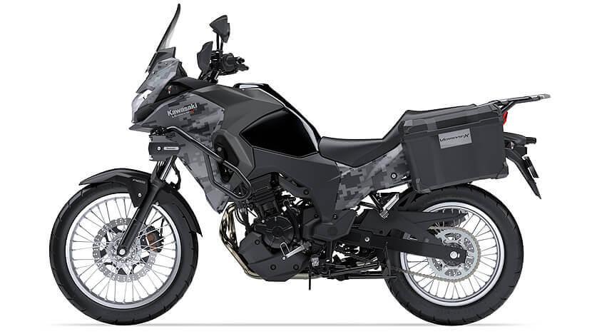 Versys-X 300 : CAMO