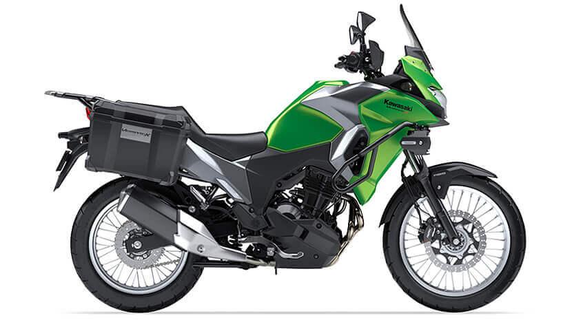 Versys-X 300 : GREEN