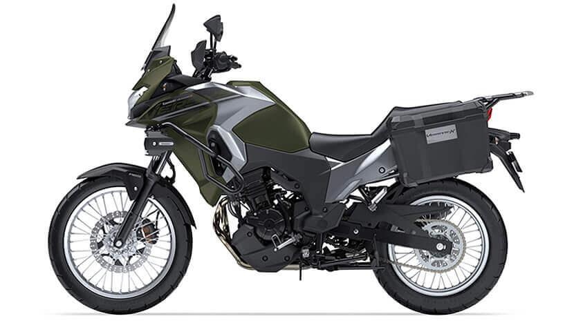 Versys-X 300 : KHAKI