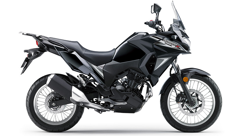 Versys-X 300 : Metallic Spark Black