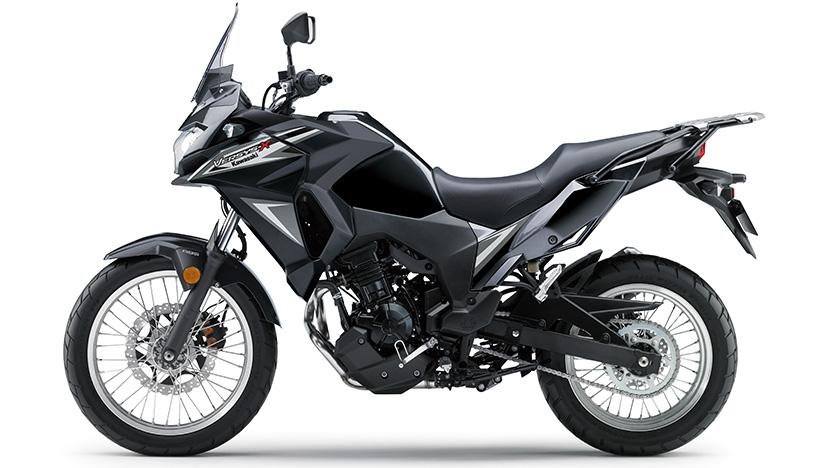 Versys-X 300 : Metallic Spark Black