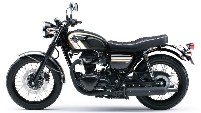 W800 : Black (Special Edition)