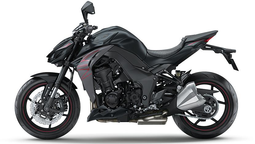 Z1000 : Metallic Flat Spark Black / Metallic Matte Graphite Gray