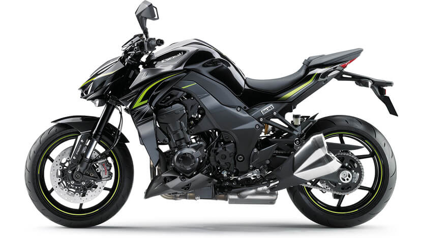 Z1000 HG : METALLIC SPARK BLACK / METALLIC GRAPHITE GRAY