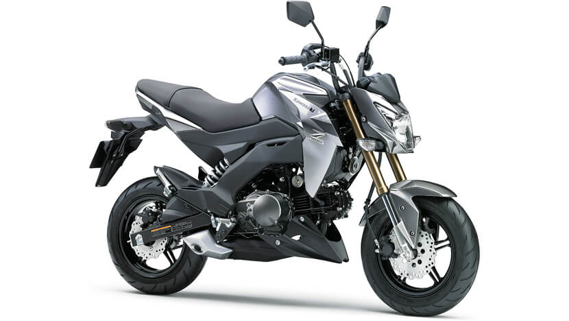 Z125 : METALLIC GRAPHITE GRAY