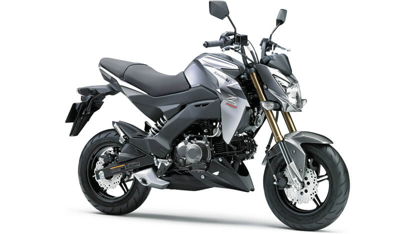 Z125 PRO : METALLIC GRAPHITE GRAY