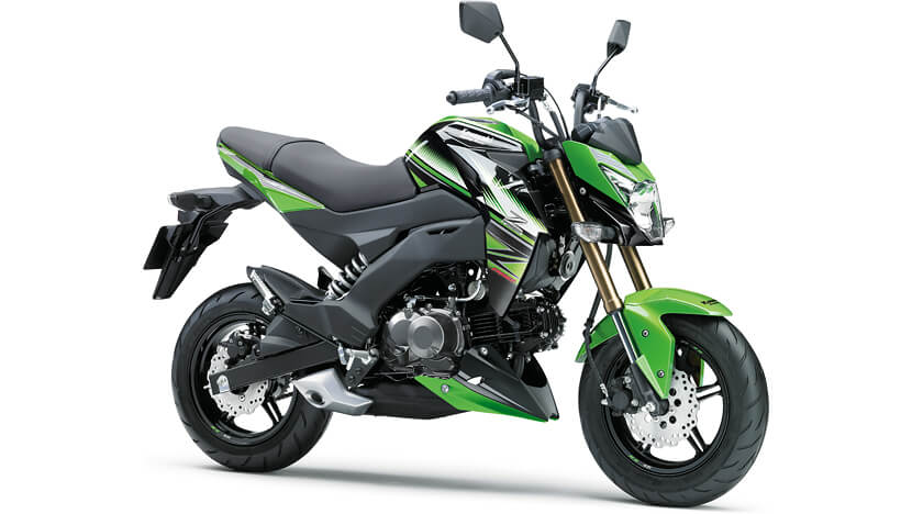 Z125 PRO : LIME GREEN (KRT EDITION)