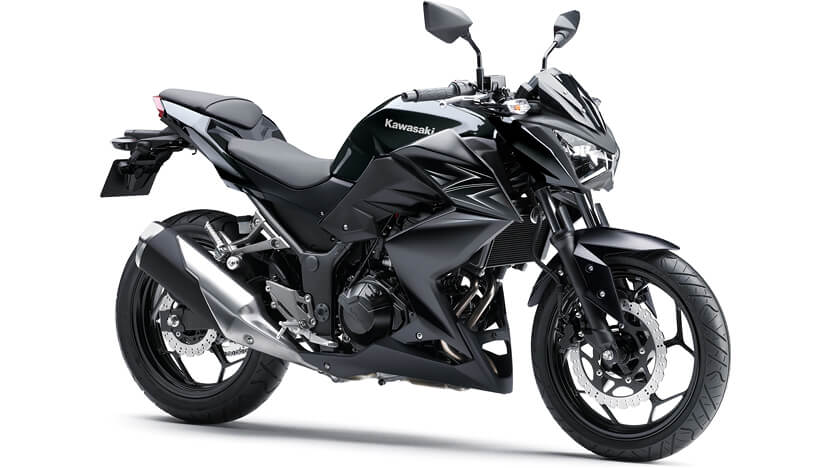 Z250 : METALLIC SPARK BLACK