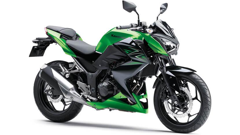Z250 : GREEN