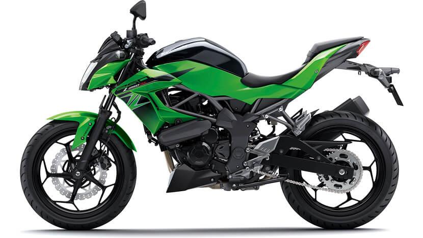 Z250SL : GREEN
