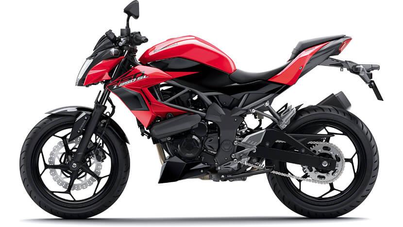 Z250SL : RED