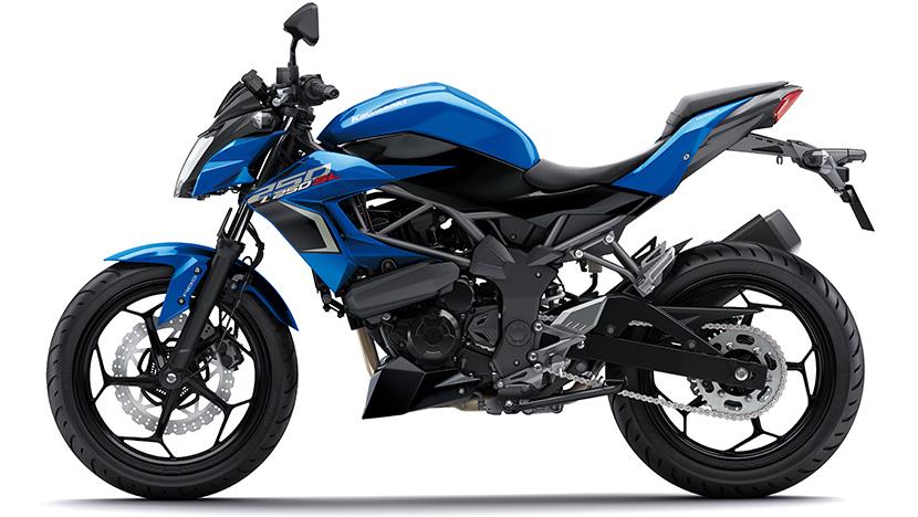 Z250SL : Blue