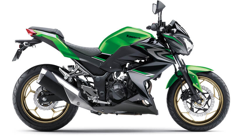 Z300 ABS : GREEN