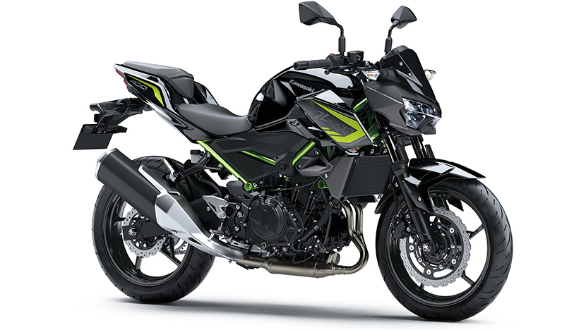 Z400 : Metallic Matte Graphite Gray / Metallic Spark Black