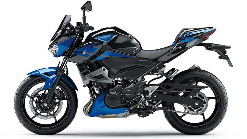 Z400 : Candy Plasma Blue (SE)