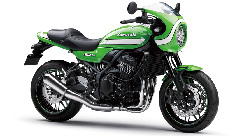 Z900 RS Cafe' : Green