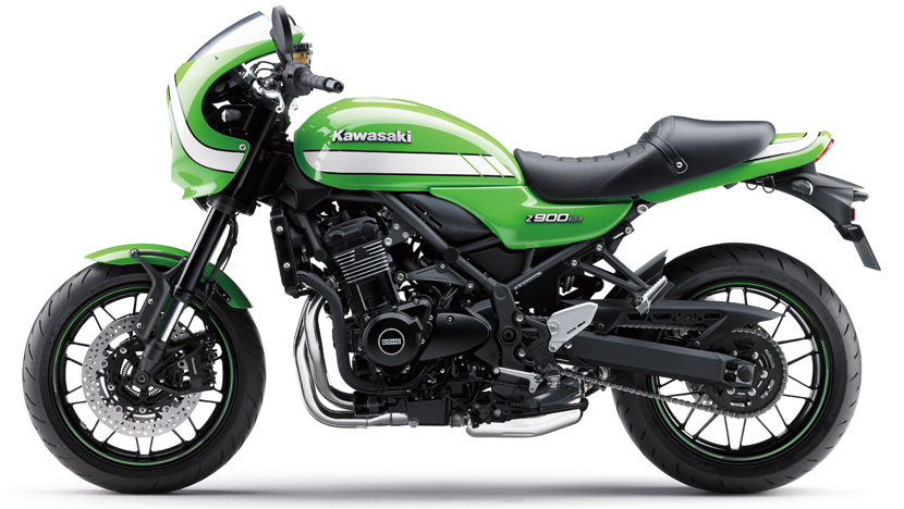 Z900 RS CAFE : Green